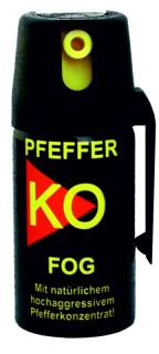 KO Pfeffer Spray - FOG 40ml