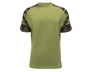 15c387373d87 Tričko pánske Military Raglan